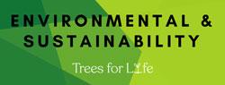 Environmental & Sustainability Policy Logo