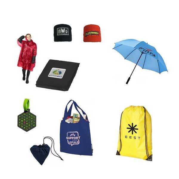 Bags, Sportswear & Accessories