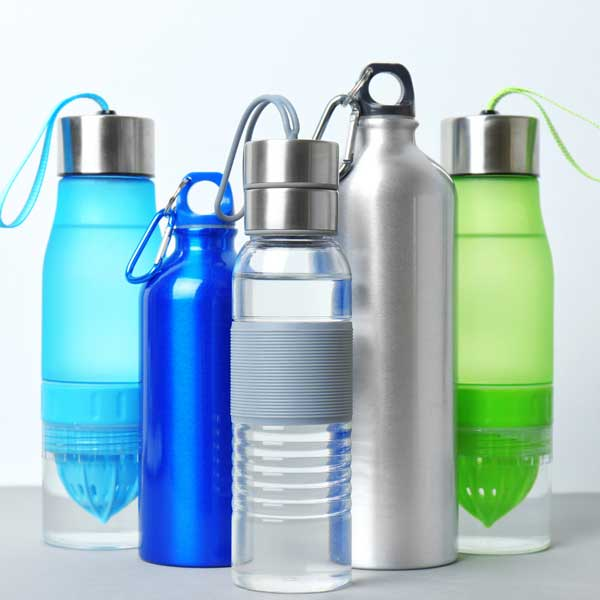 Selection of Sports Bottles