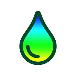 Liquid Colour Icon