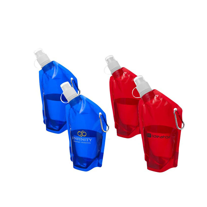 Cabo Foldable Sports Bottle - 375ml
