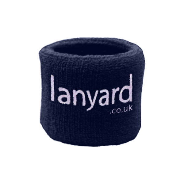 Embroidered Wrist  Sweatband