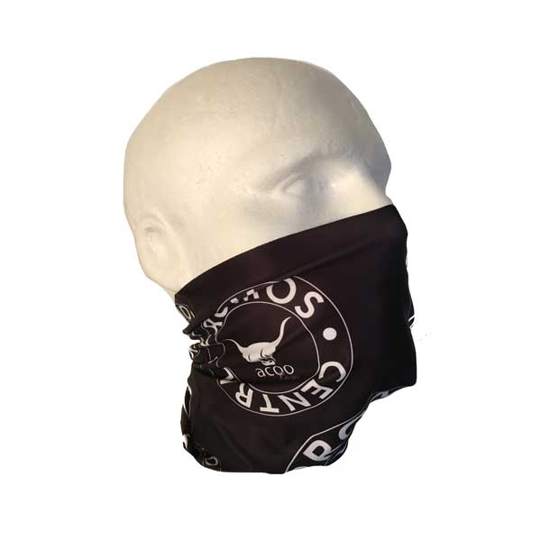 Reflective Printed Stretch Bandana