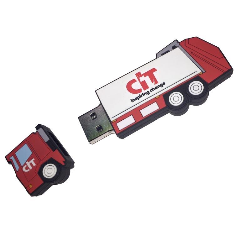 Custom PVC USB Drives