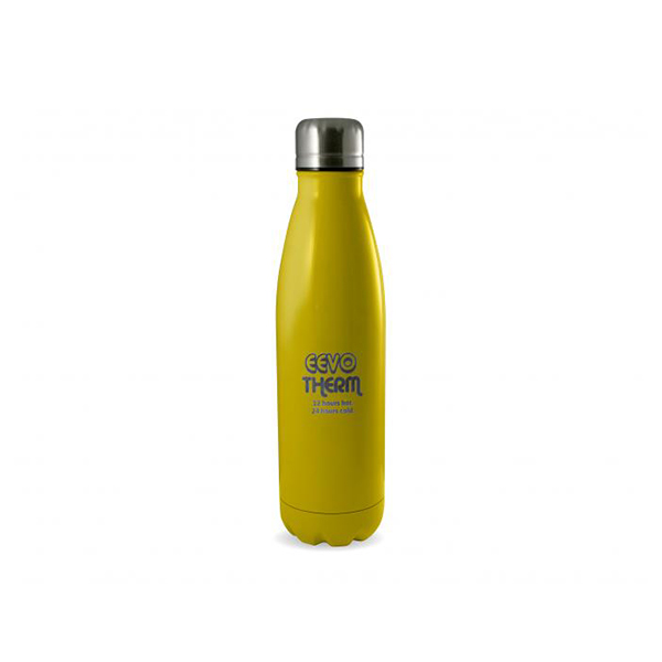 Eevo-Therm ColourCoat Etched Bottle