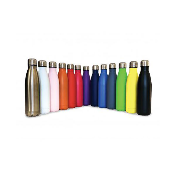 Eevo-Therm Essentials Printed Thermal Bottle