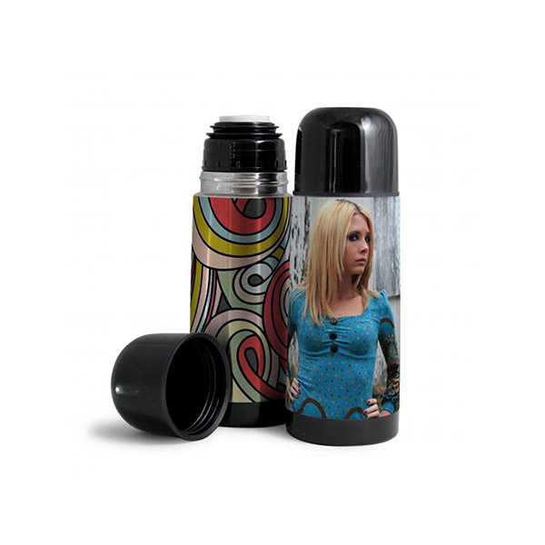 Full Colour Thermal Flask