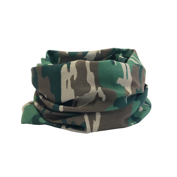 Jungle Camouflage Bandana