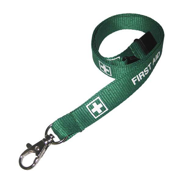 First Aid Lanyard