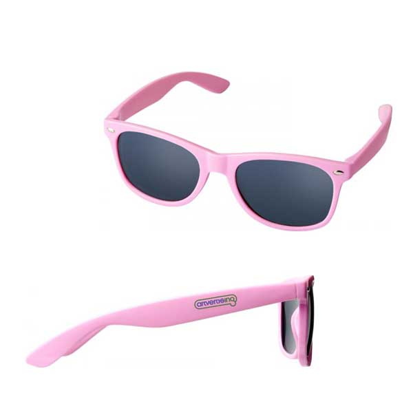 Magenta Sun Ray Kids Sunglasses