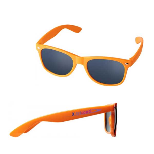 Orange Sun Ray Kids Sunglasses
