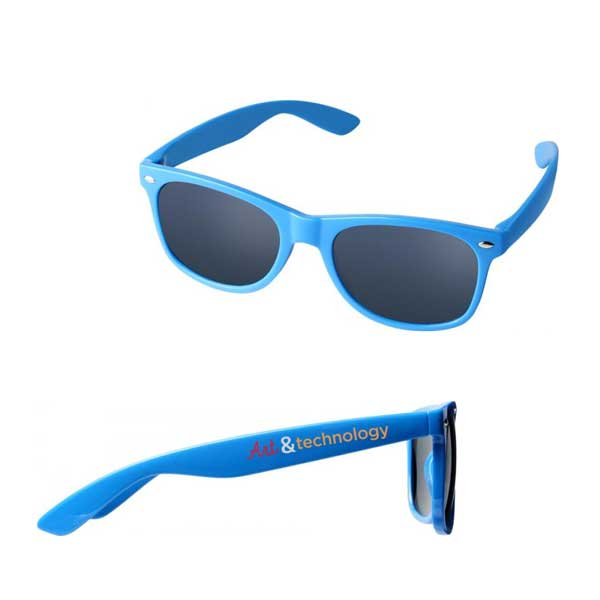 Process Blue Sun Ray Kids Sunglasses