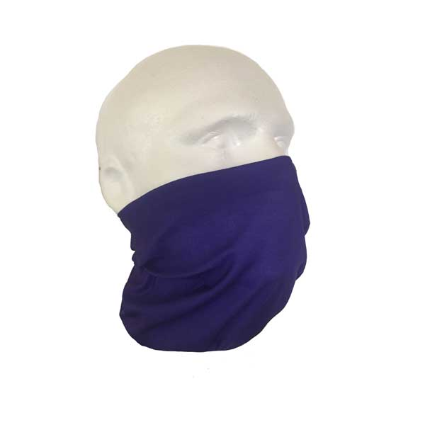 Purple Face Cover Bandana