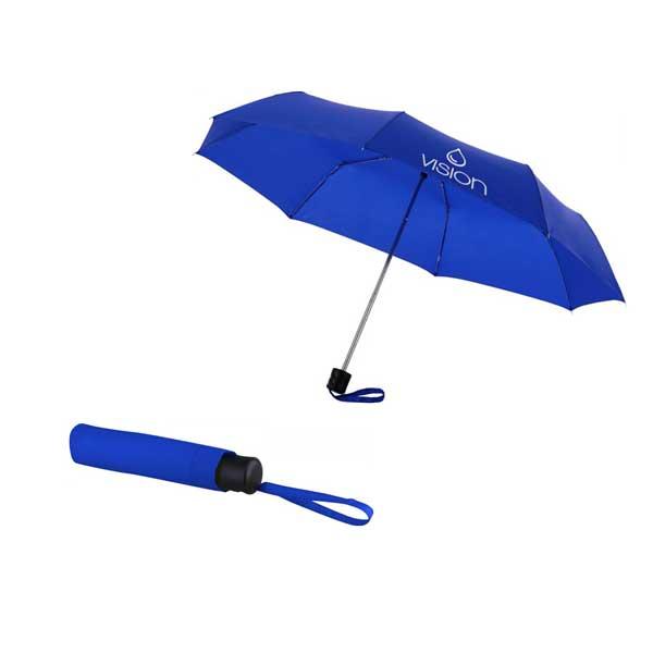 Royal Blue Ida Foldable Umbrella