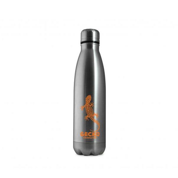 Silver Eevo-Therm Printed Bottle