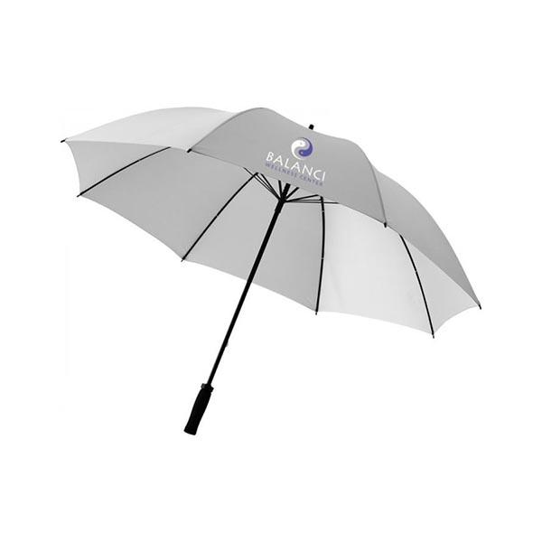 Silver Yfke Golf Umbrella