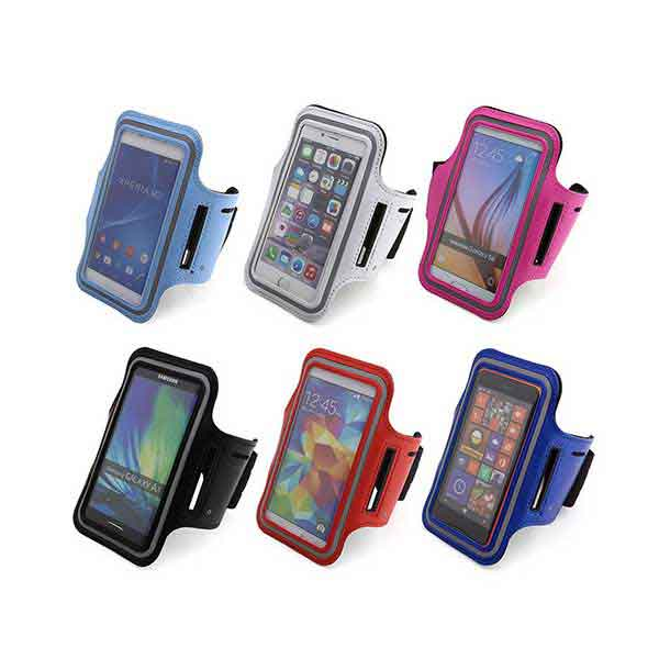 Custom Branded Smartphone Armbands
